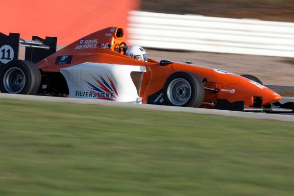 Giagua Luca Lorenzini formula Silverstone