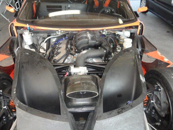 Ginetta G50 motore