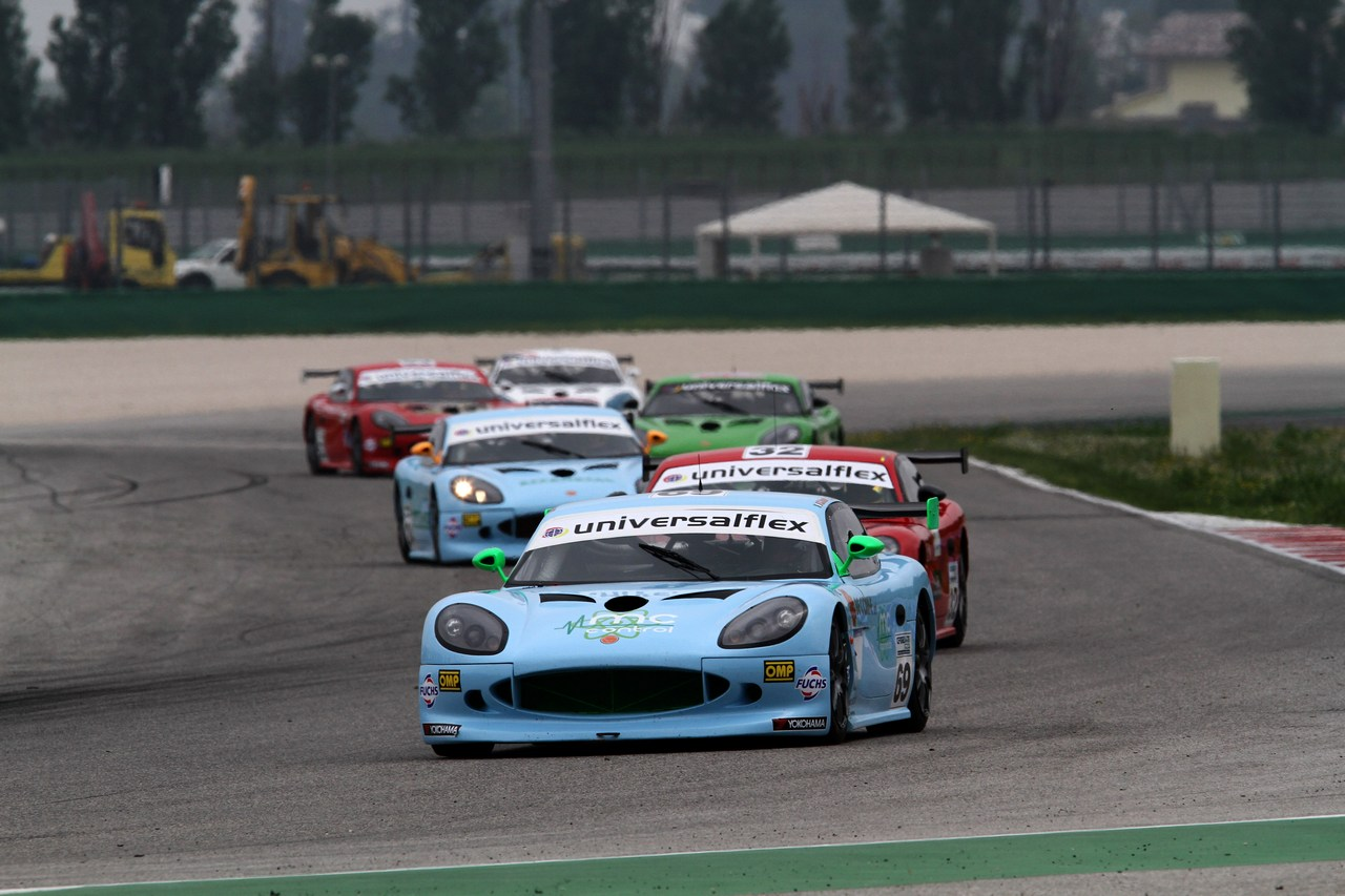 Ginetta G50 Cup Misano Giagua Luca Lorenzini