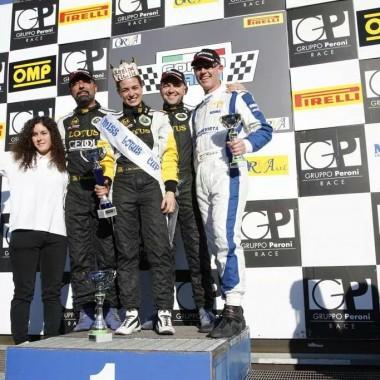 Lotus Cup 2014 – Vitoria a Vallelunga